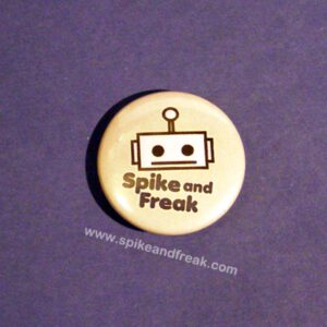 Chapa Robot SpikeandFreak