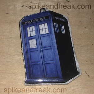 Broche Tardis Dr. Who