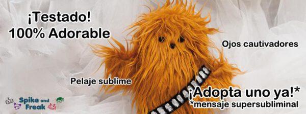 Manopla estilo Chewbacca