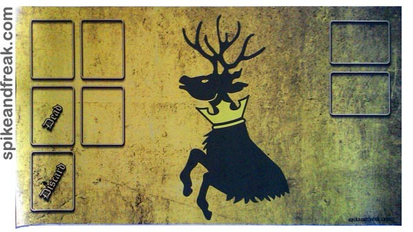 Tapete Baratheon