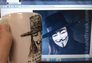 Taza Vendetta