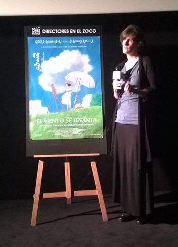 La ponente, Laura Montero Plata Twitter: @lmonplata