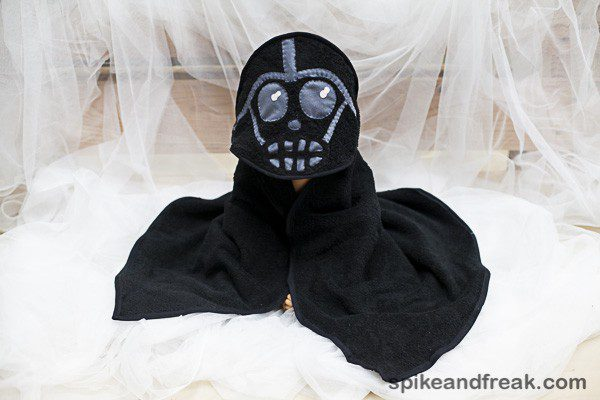 Capa Darth Baby