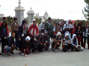 I Quedada de Assassin´s Creed Madrid.
