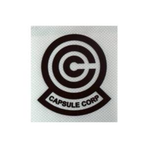 capsule corporation pegatina