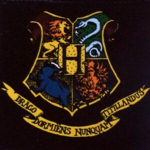 Pegatina de vinilo Harry Potter