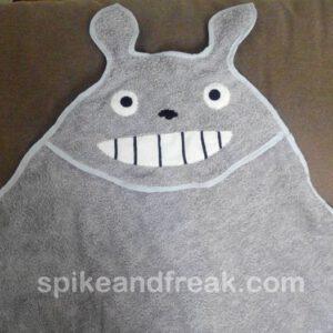 Capa Bebé Totoro