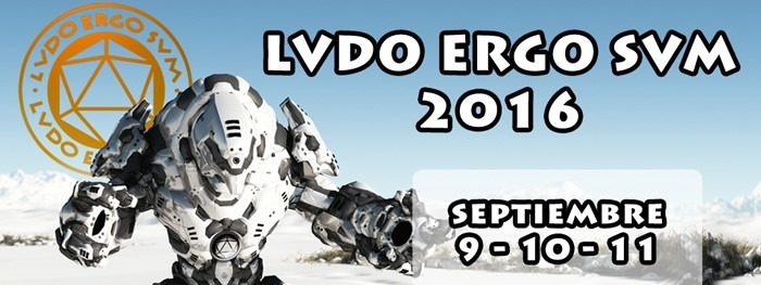 Banner Ludo Ergo Sum 2016