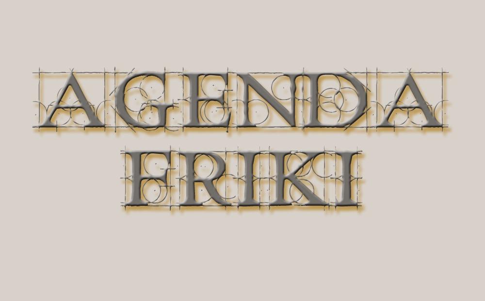 Banner agenda friki