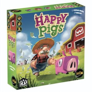 Happy Pigs caja