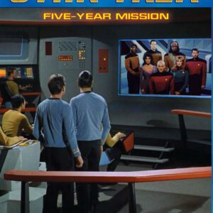 Star Trek: Five Year Mission portada