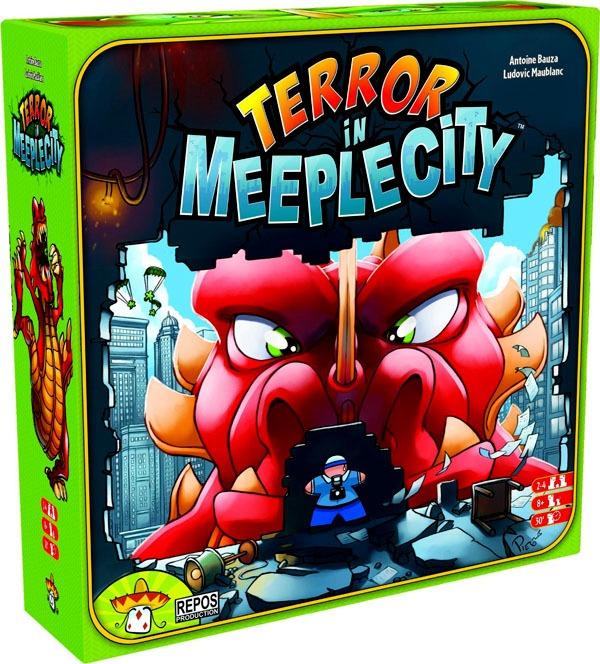 Terror in Meeple City caja