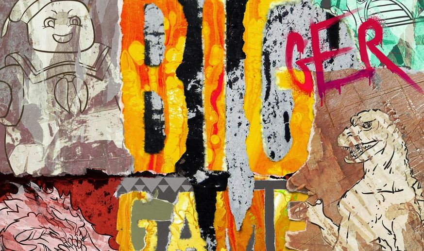 The Bigger Game 2016 banner