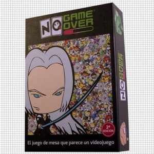 No Game Over caja