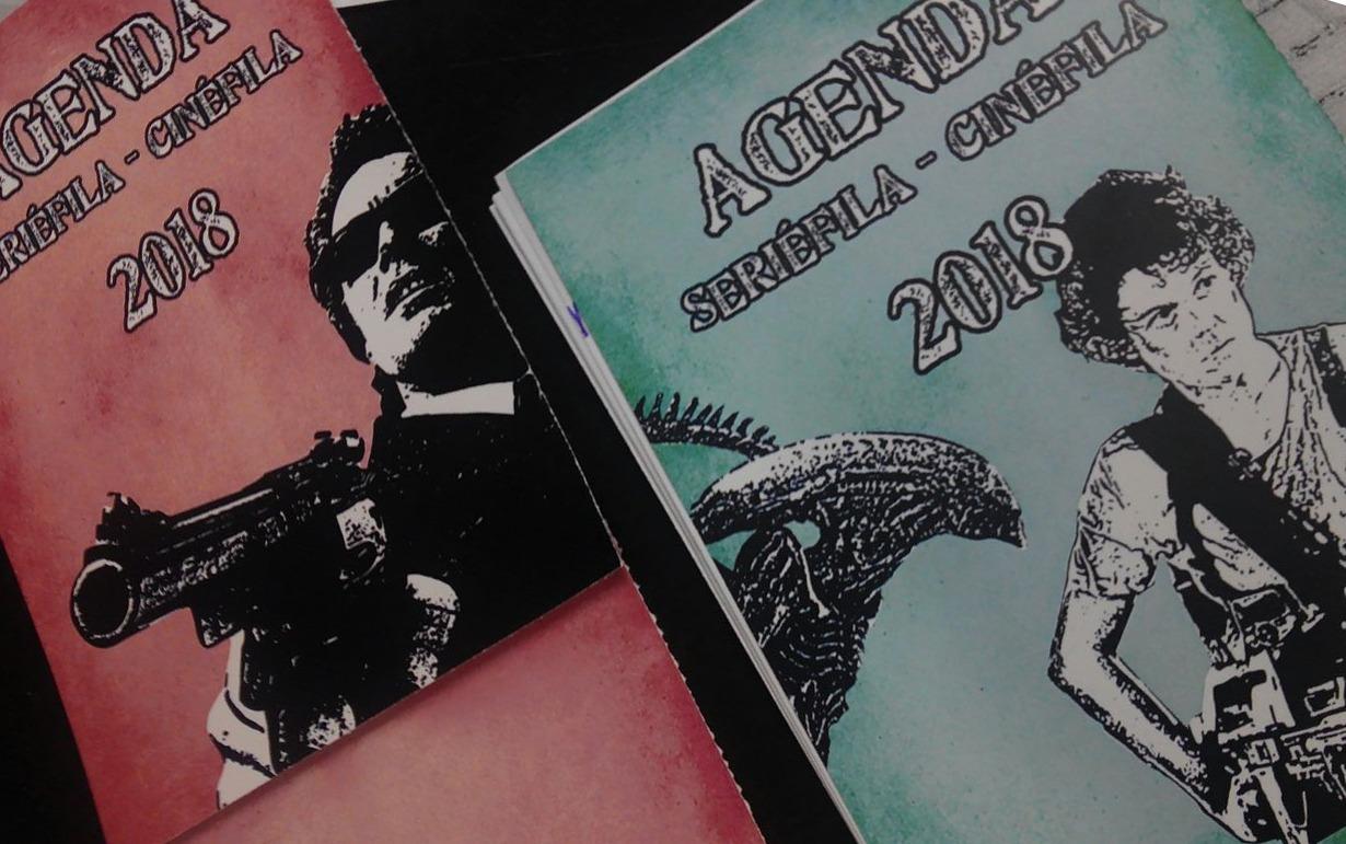 Agenda Cinéfila Seriéfila 2018