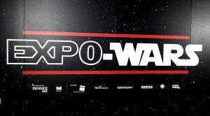 exposición star wars expo wars logo