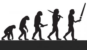 evolución friki