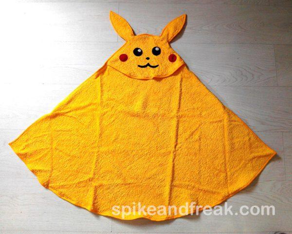 Capa Bebé Pikachu