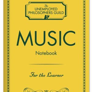 Cuaderno de Música-Music Notebook