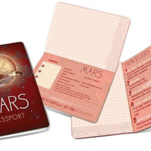 Cuaderno Mars Passport Notebook
