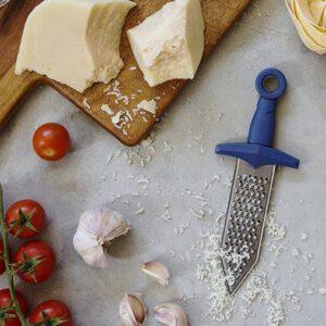 Gratiador Rallador de queso sugerencia de uso: para rallar queso.