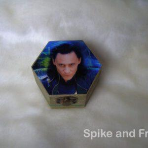 Caja de Madera Loki
