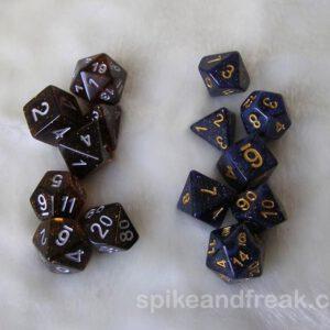 Set de Dados RPG Galaxia