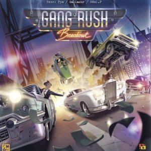 Gang Rush portada