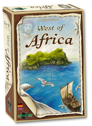 West of Africa + Expansión