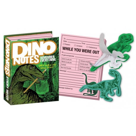 Dino Notes- Notas Adhesivas