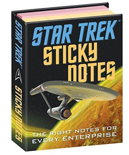 Star Trek Sticky Notes- Notas Adhesivas