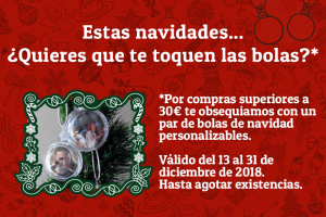 ofertas de navidad regalo de bolas