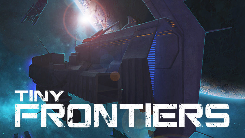 Tiny Frontiers cover