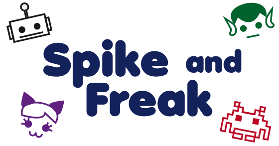 spikeandfreak logo