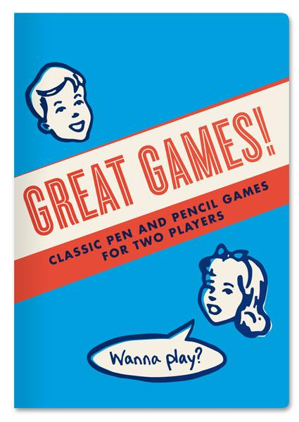 Great games cuaderno