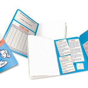 Great games cuaderno abierto por varias páginas