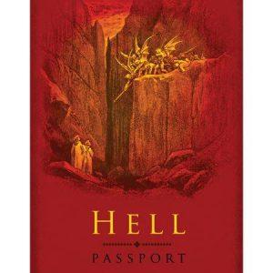 cuaderno Pasaporte al Infierno