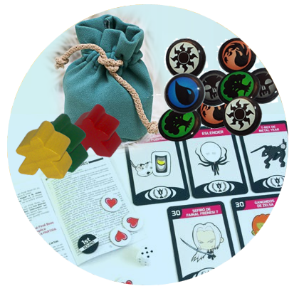 banner de sección de juegos y accesorios