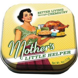 little tin mothers little helper