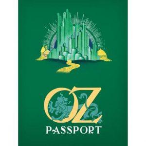 cuaderno Pasaporte Oz