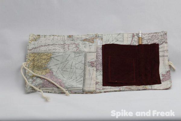 bolsa multiusos mapamundi