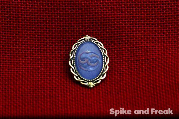 broche Símbolo Auryn historia interminable