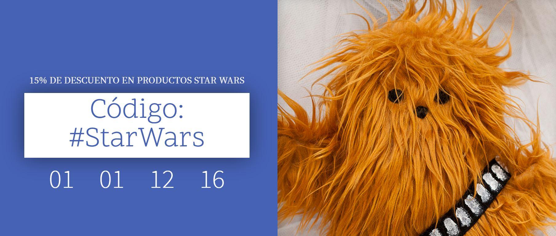 Descuentos Día Star Wars 2019