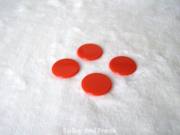 fichas rojas