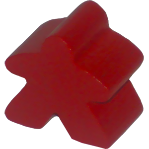 meeple rojo