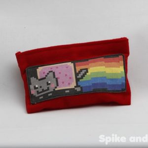 Monedero Nyan cat
