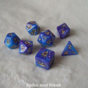 Set de Dados Pearl Azul