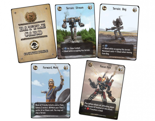 HeavySteam cards-cartas