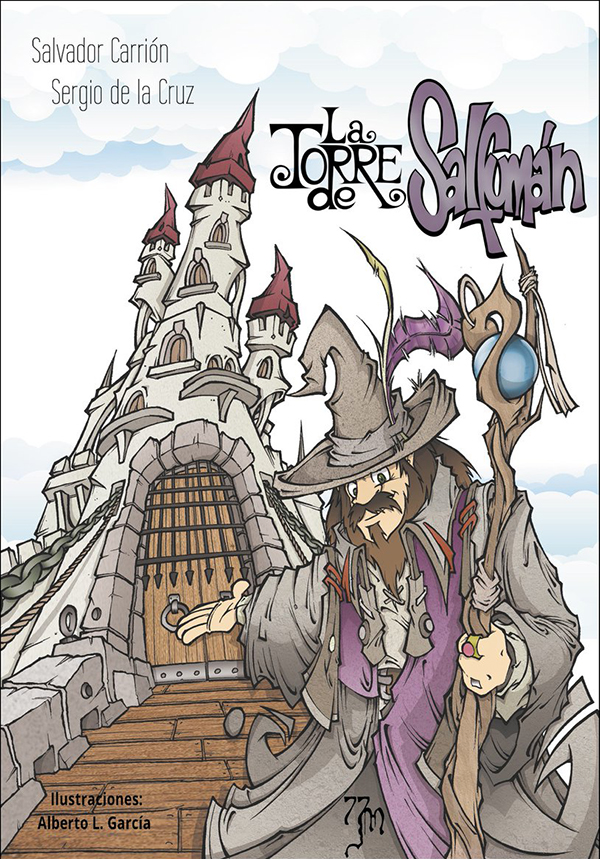 La Torre de Salfuman portada