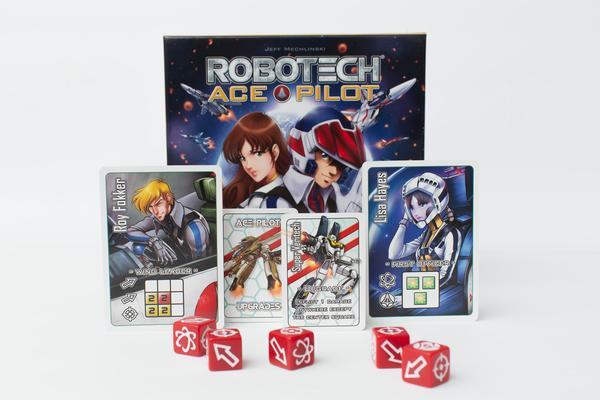 Robotech AcePilot juego-game